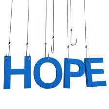 Hope Hanging